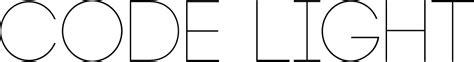 Code Light Font by Code Light