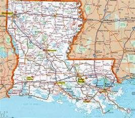 louisiana driving map hognews state pages louisiana