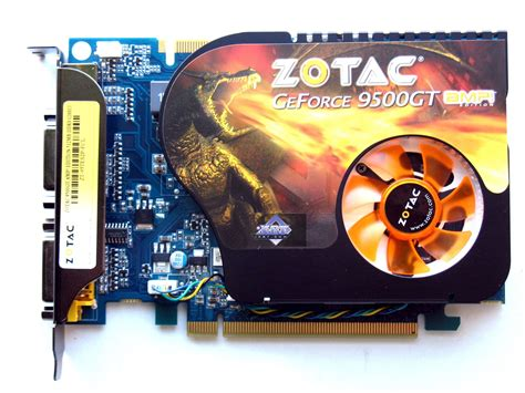 Vga Zotac Geforce 9500gt ixbt labs geforce 9800 gt and 9500 gt graphics cards page 1 introduction graphics cards