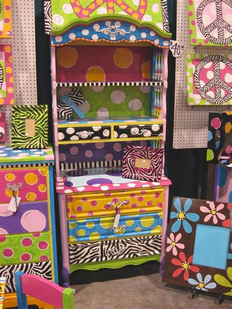 fun furniture painting ideas funky hand painted furniture girls rooms pinterest