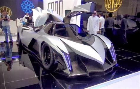 5000 Ps Auto by Devel Sixteen A Supercar With 5 000 Horsepower