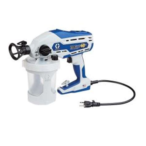 home depot graco magnum x7 airless paint sprayer graco truecoat 360dsp airless paint sprayer 16y386 the
