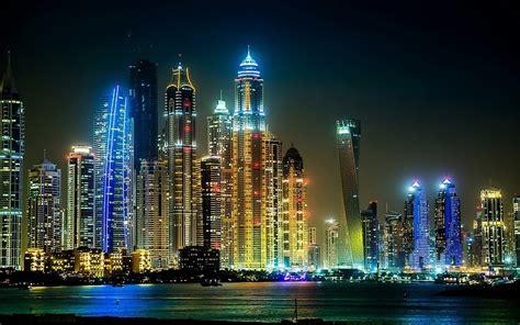 imagenes 3d urbanas united arab emirates skyscrapers rivers houses dubai