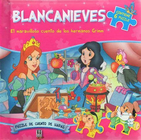 libro cuentos de hadas de libro puzzle cuentos de hadas blancanieves 290 00 en mercado libre