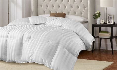 hotel grand down comforter hotel grand 500tc down comforter groupon goods