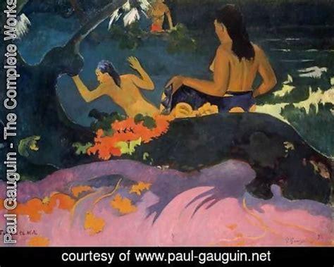 paul gauguin a complete paul gauguin the complete works biography paul gauguin net