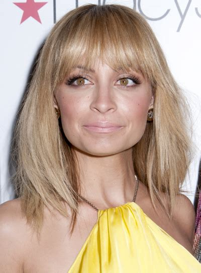 medium edgy hairstyles with bangs riot