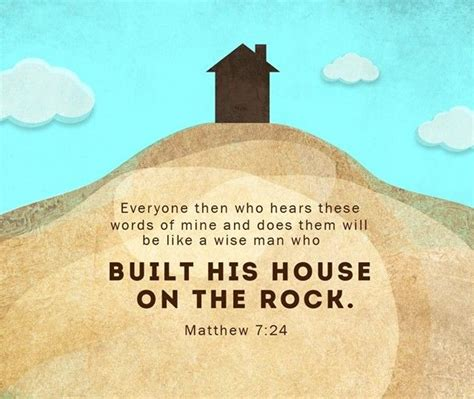 the wise man built his house upon the rock music 105 best bible matthew images on pinterest books of bible the bible and bible
