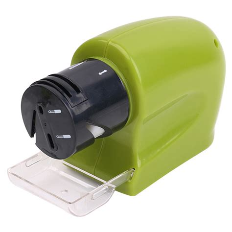Swifty Sharp Asahan Pisau Tenaga Batrai swifty sharp electric sharpener pengasah pisau elektrik green jakartanotebook