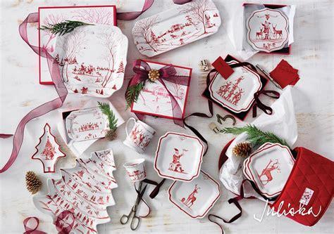 juliska christmas trees country estate winter frolic ruby tree platter 12 days of by juliska