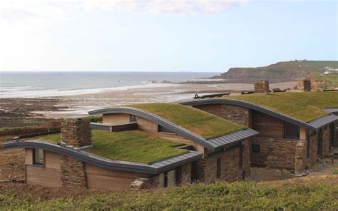 Atlantic Cottages Bude by Atlantic View Widemouth Bay The Bazeley Partnership