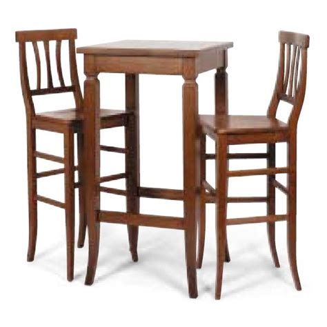 tavolo alto da bar dt86 per bar e ristoranti tavolo alto da bar in legno
