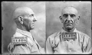 Mug Turn Back Crime Tkc02 historical nebraska mugshots from turn of the century