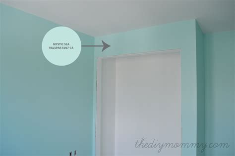 Benjamin Moore Electric Blue how to paint an entire house quickly and easily the diy