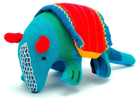 Handmade Soft Toys Uk - barefoot armadillo planet apple