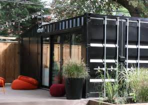Steel Storage Containers Homes - shipping container homes nifty homestead