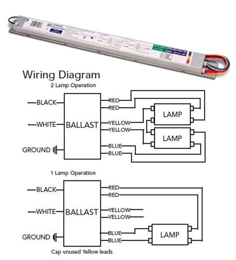 t12 electronic ballast wiring diagram t12 free engine image for user manual