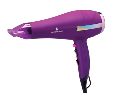 Hair Dryer Rainbow Review discover salon worthy locks with stafford s rainbow