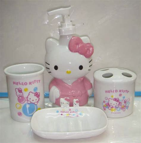 Hello Accessories Set hello bathroom set hello hello