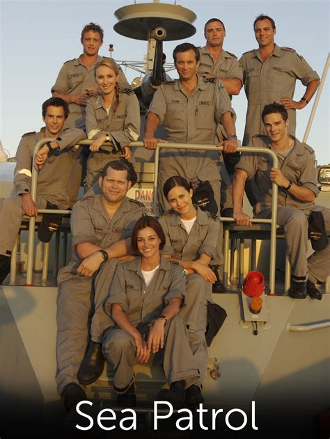 Sea Patrol Cast And Characters Tvguide Com Cast Of With The