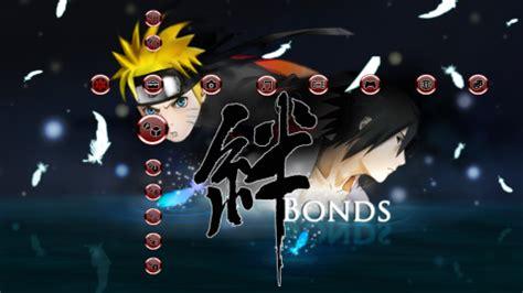 ps3 themes naruto hd naruto and sasuke bonds of friendship ps3 theme