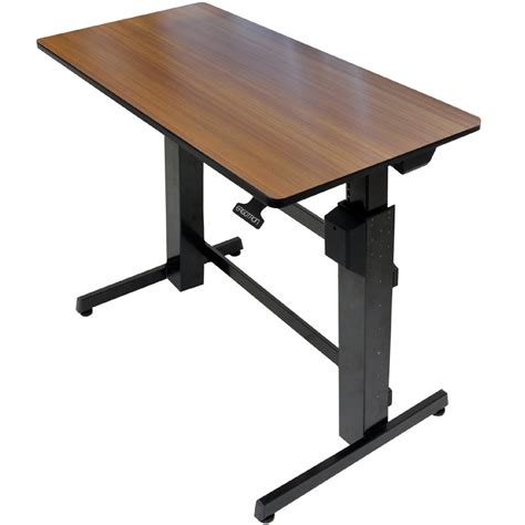 Standing Desk Ergotron 24 271 927 Workfit D Sit Stand Desk Mount