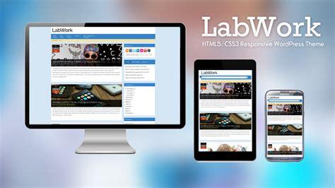 labwork wordpress theme html5 css3 responsive magpress com