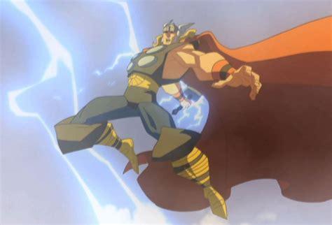 film thor cartoon hulk vs thor animated movie trailer my hollywood dream