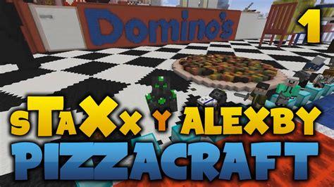 domino pizza villa melati mas staxx y alexby juegan en pizzacraft 161 vaya partida m 225 s