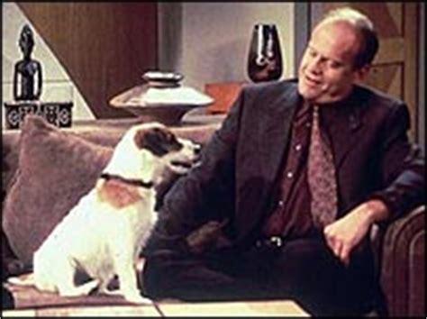 kelsey grammer fan mail bbc news entertainment frasier s dog eddie dies aged 16