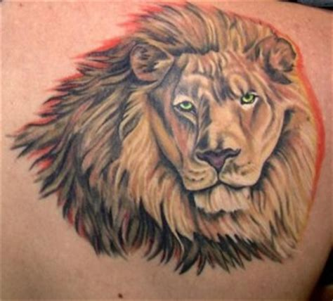 lion tattoos archives page 2 tattoosphoto just another site page 18
