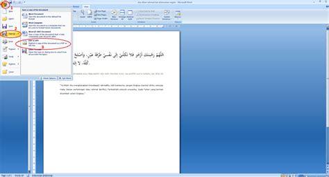 microsoft word docx file format cara merubah format file ms word docx ke pdf