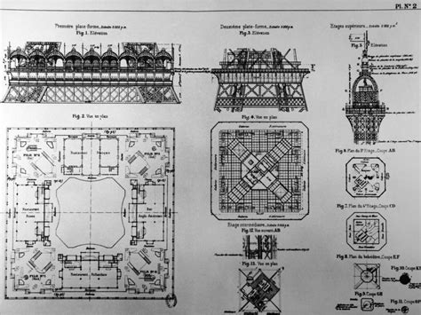 the history and construction of the eiffel tower un jour