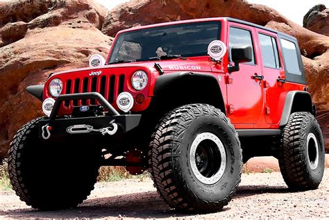 Rugged Ridge Jeep Parts by Rugged Ridge Jeep Accessories Road Parts Carid
