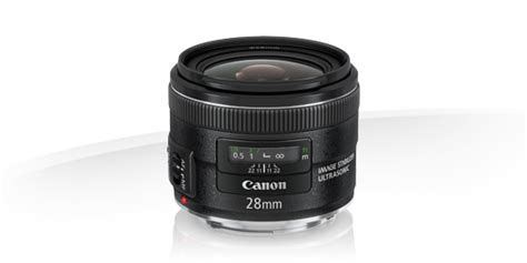 affordable wide angle lens for canon frame canon ef 28mm f 2 8 is usm lenses photo