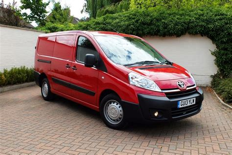Toyota ProAce 2013   Van Review   Honest John