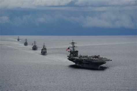 portaerei usa corea nord ultime notizie portaerei usa in
