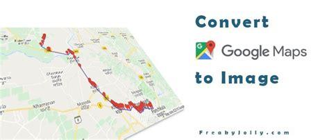 convert google map  image  url freaky jolly