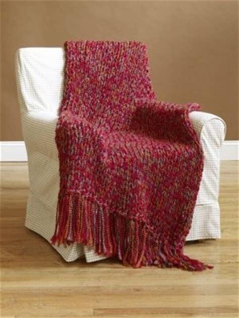 knitting pattern homespun yarn afghans super simple and yarns on pinterest