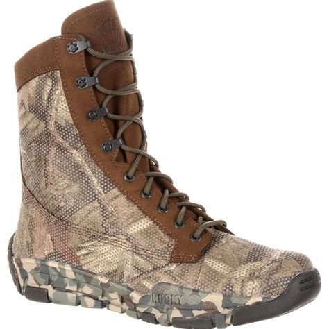 mens camo boots s camouflage boot rocky boot style rks0155ia