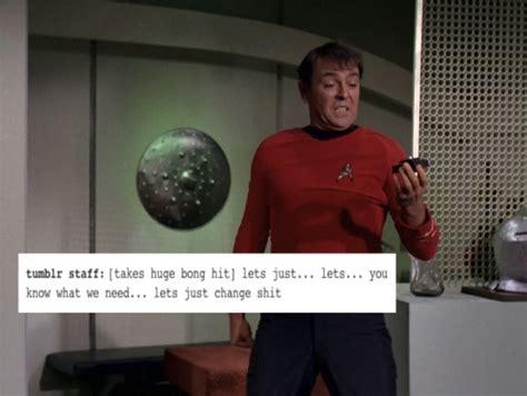 bones star trek spock scotty kirk star trek tos uhura chekov sulu unclassified   guilty