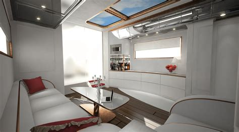 Trailer Homes Interior by The Ultimate Luxury Mobile Home Elemment Palazzo