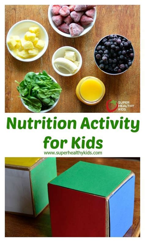 nutrition crafts for nutrition activity for recipe nutrition kid and