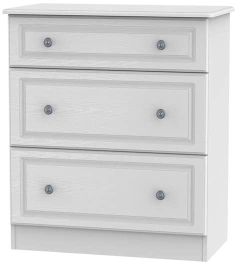 deep chest of drawers cheap pembroke white chest of drawer 3 drawer deep welcome