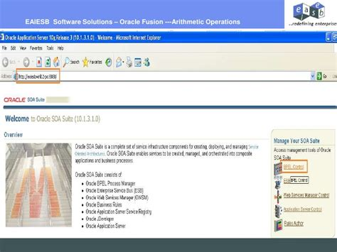 tutorial oracle soa image gallery oracle fusion software