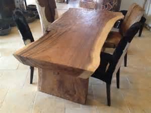 tisch naturholz tisch aus massivholz quot soar quot 200 x 100 cm der tischonkel