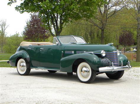 1940 Cadillac Convertible by 1940 Cadillac Series 62