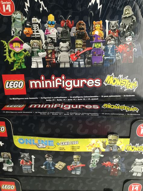 Sealed Lego Minifigure Series 14 Wacky Witch lego minifigures series 14 stock just arrived