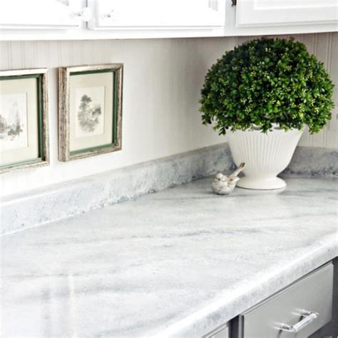 Painting Laminate Countertops White by White Kit Giani Countertop Paint