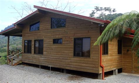 pisos en construccion construcci 243 n de caba 241 as o casas de madera costa rica